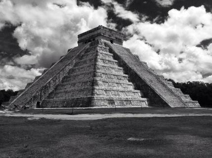 Chichen Itza pyramid, Mexico